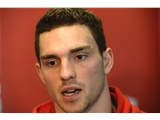 07.03.14 - Wales Rugby Media Interviews - George North talks to media. © Huw Evans Picture Agency