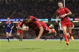 15.11.14 -  Wales v Fiji, Dove Men Series 2014, Cardiff - 