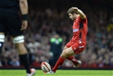 22.11.14 - Wales v New Zealand All Blacks - Dove Men Care - Leigh Halfpenny of Wales. © Huw Evans Picture Agency