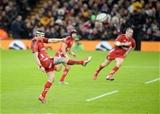 06.02.15 - Wales v England-  Dan Biggar of Wales