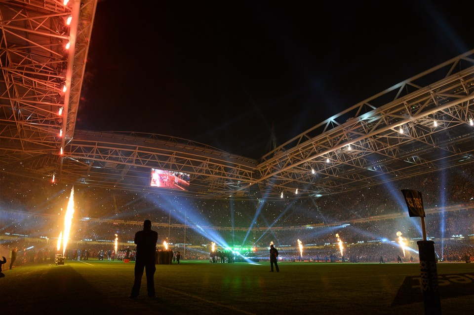06.02.15 - Wales v England - RBS Six Nations -