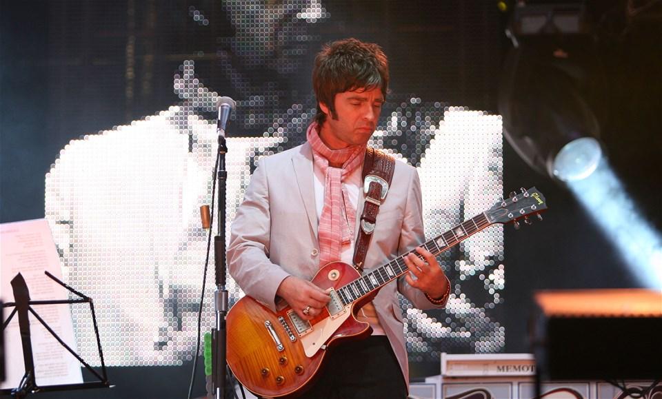 12.06.09 - Oasis at Millennium Stadium©Huw Evans Agency, Cardiff