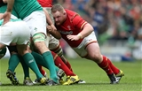 07.02.16 - Ireland v Wales - RBS 6 Nations 2016 - Samson Lee of Wales.