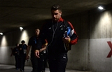 05.02.17 - Italy v Wales - RBS 6 Nations 2017 -Rhys Webb of Wales arrives ahead of kick off.