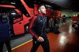 11.02.17 - Wales v England - RBS 6 Nations 2017 -Rhys Webb of Wales arrives.